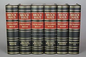Brockhaus Enzyklopädie 19. Auflage, Band 30 (Ergänzungen A-Z) Exklusiv | sehr gut