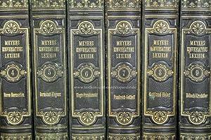 Meyers Konversations-Lexikon 3.Auflage Meidinger, 15 Bände (A-Z), 1874-1878