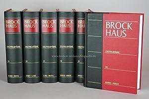 Brockhaus Enzyklopädie 21. Auflage, Band 8 (EMAS-FASY) | neuwertig