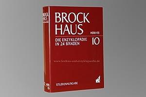 Brockhaus Die Enzyklopädie 20. Auflage, Band 2 (AQ-BEC) Studienausgabe