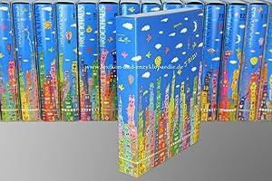 Der Brockhaus in Fünfzehn (15) Bänden, James Rizzi Künstler-Edition, limitiert | ...