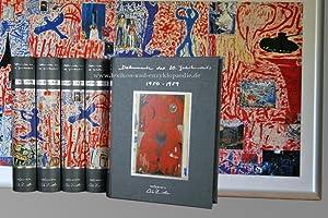 Dokumente des 20. Jahrhunderts Künstler-Edition Dieter Kunerth, 20 Bände, Phonobox & ...
