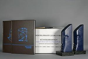 Bertelsmann Lexikothek Künstler-Edition Falko Hamm, 15 Bände