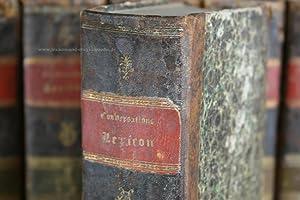 Brockhaus Conversations-Lexikon 6. Auflage, 10 Bände (A-Z), 1824 (II): Brockhaus, Friedrich ...