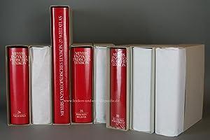 Meyers Enzyklopädisches Lexikon 9. Auflage, alle 33 Bände mit Atlas | Originalverpackt