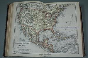 Meyers Konversations-Lexikon 2. Auflage, alle 206 Illustrationen (Tafeln & geograph. Karten), ...