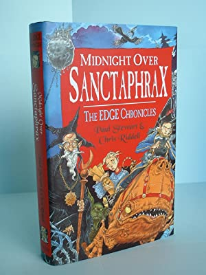 Midnight Over Sanctaphrax: Paul Stewart &