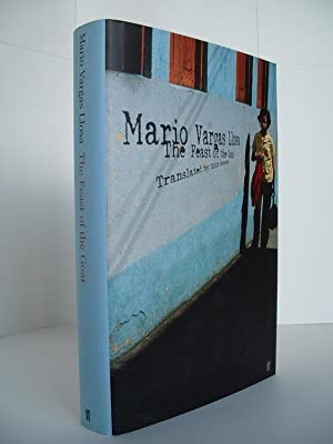 The Feast Of The Goat: Mario Vargas Llosa