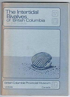 Intertidal Bivalves of British Columbia: D B Quayle