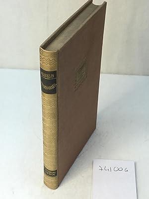 Autobiografía y otros escritos.: Franklin, Benjamín
