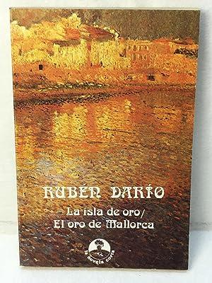 La isla de oro, El oro de: Darío, Rubén