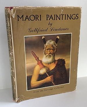 Maori Paintings - Gottfried Lindauer: Edited by J.C.Graham