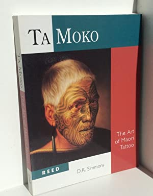 moko maori tattoo abebooks. Black Bedroom Furniture Sets. Home Design Ideas