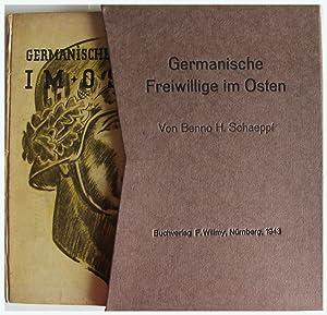 Germanische Freiwillige im Osten: von Benno H.