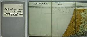 Carte géologique de la France 1:80'000, Feuille: Launay, M. L.
