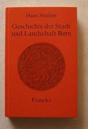 Geschichte der Stadt und Landschaft Bern: Strahm Hans