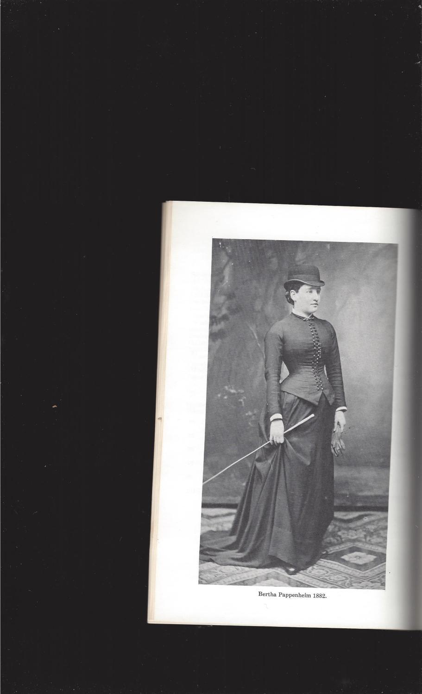 Bertha Pappenheim (Freud's Anna O.): Dora Edinger