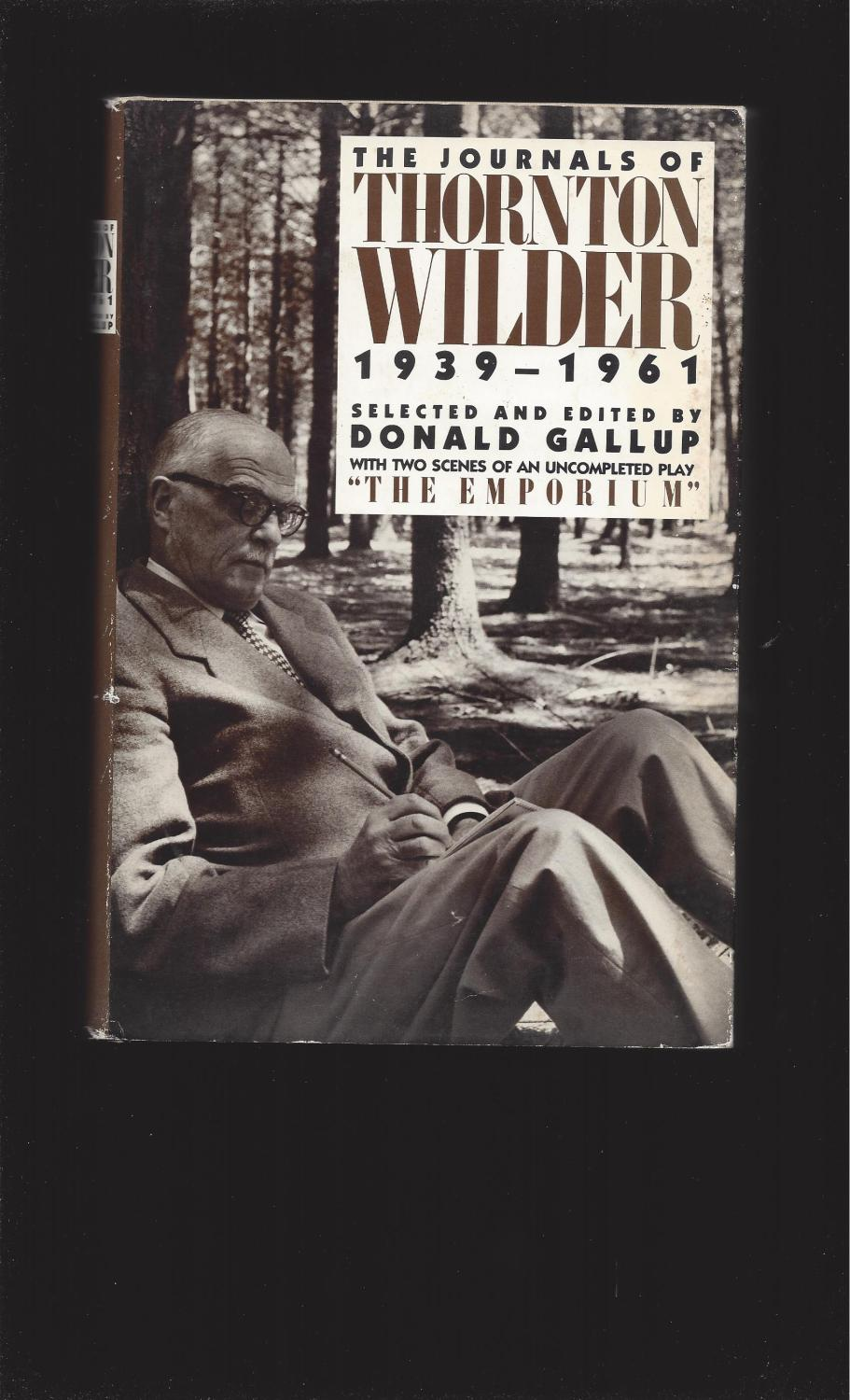 a biography of thornton wilder an american writer He is especially proud of assistance given to penelope niven, author of thornton wilder: a life, a biography published by harpercollins in 2012 he is a member of pen-american center, a trustee of the yale library associates, and an honorary trustee of long wharf theatre (new haven.