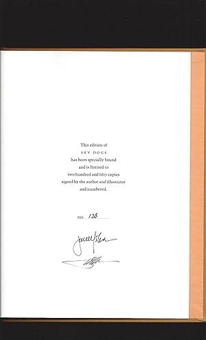 Sky Dogs (Signed Limited Edition): Jane Yolen