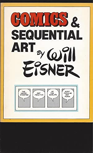 Comics & Sequential Art (Signed): Will Eisner