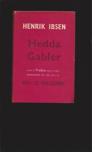 The Master Builder and Hedda Gabler (Two Separate Books/Plays sold together)