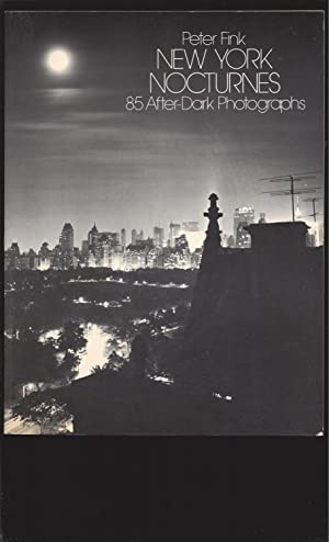 New York Nocturnes: 85 After-Dark Photographs (Signed)