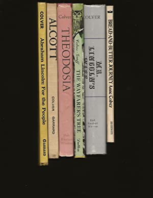 Eight Anne Colver Titles (All Signed and Inscribed)