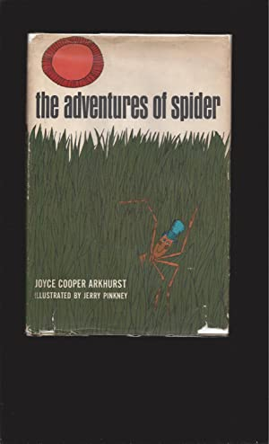 the adventures of spider: West African Folk Tales