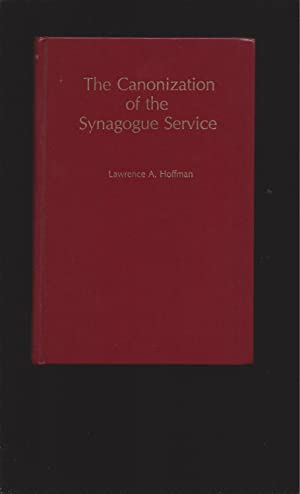 The Canonization of the Synagogue Service