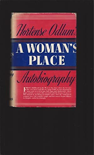 A Woman's Place (Signed)