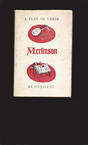 Merlinson: A Play In Verse (Signed)