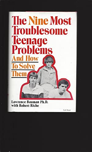 The Nine Most Troublesome Teenage Problems: And How To Solve Them (Signed Letter)