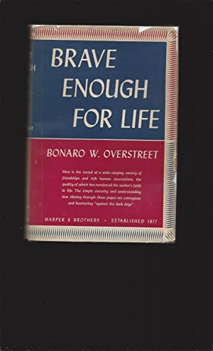 Brave Enough For Life (Signed)