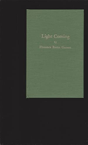 Light Coming: a Book of Comfort and Hope (Signed)