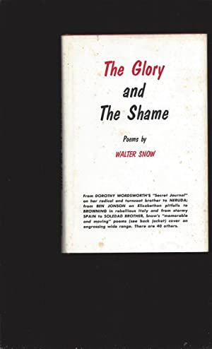 The Glory and The Shame (Signed)