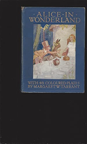 Alice's Adventures In Wonderland (with 48 Color Plates) (1916)