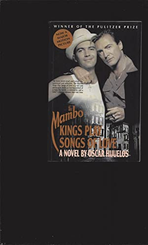 The Mambo Kings Play Songs Of Love (Signed by Tito Puente)