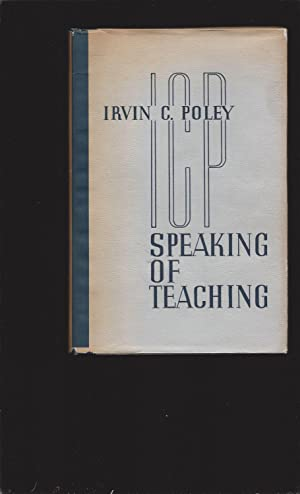 Speaking Of Teaching (Signed)