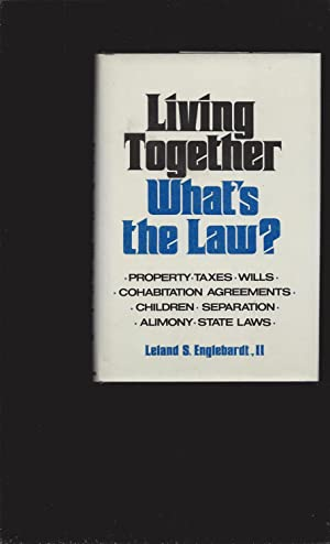 Living Together: What's the Law? (Signed)