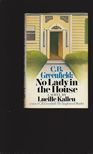 C.B. Greenfield: No Lady in the House (Signed)