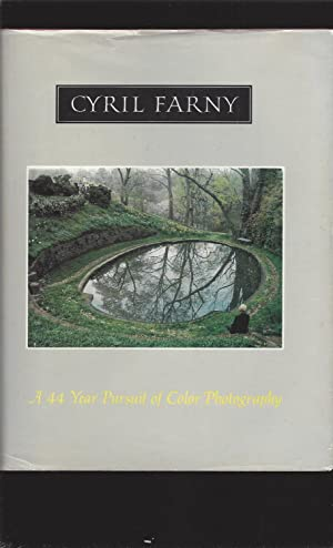 Cyril Farny: A 44 Year Pursuit of Color Photography (Signed Limited Edition)