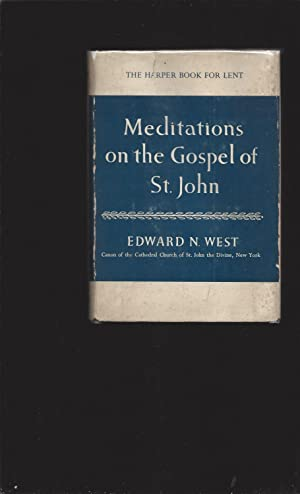 Meditations on the Gospel of St. John (Signed?)