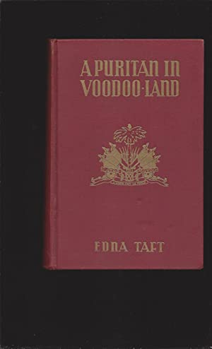 A Puritan In Voodoo-Land (Signed)