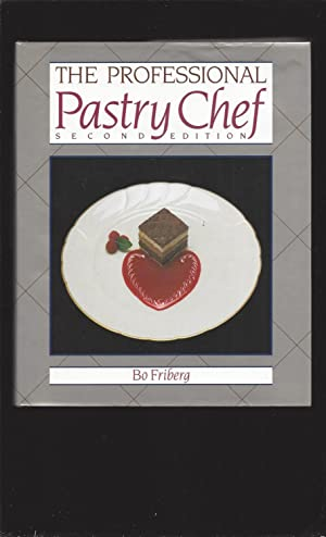 The Professional Pastry Chef (Signed)