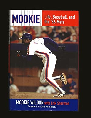 Mookie: Life, Baseball, And The '86 Mets (Signed)