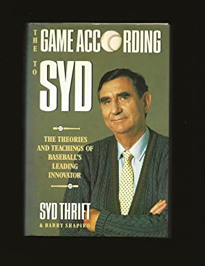 The Game According To Syd (Signed)