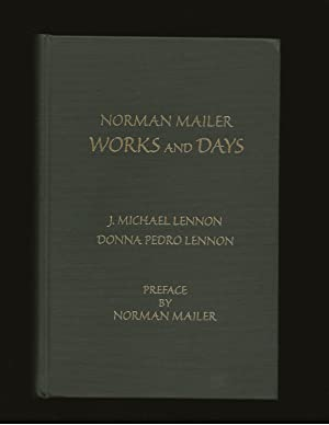 Norman Mailer: Works And Days (Signed)