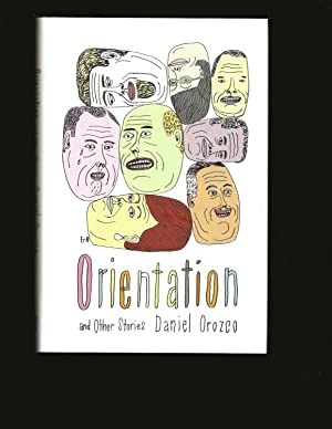 Orientation and Other Stories (Signed)