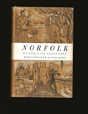 Norfolk: Historic Southern Port (Signed by the Mayor)