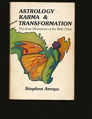 Astrology Karma & Transformation: The Inner Dimensions of the Birth Chart (Signed)